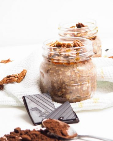 Healthy-chocolate-overnight-oat